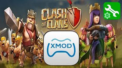 Скачать Clash of Clans + чит для взлома Android игр (XModGames)